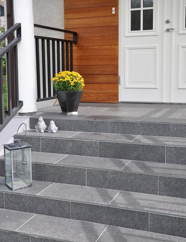 FAQ/Manual: Klä in trätrappan med sten? – Flisbybloggen – Bloggen ...